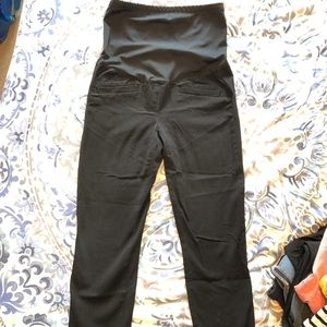 Gap bi-stretch skinny pants maternity